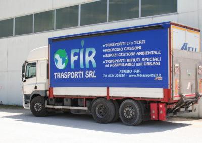Autotrasporti Conto Terzi - Fir Trasporti Srl