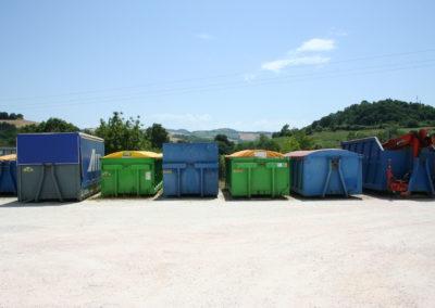 Autotrasporti Conto Terzi - Fir Trasporti Srl - Container